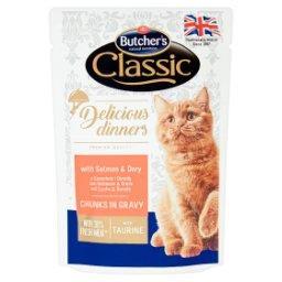 Classic Delicious Dinners Karma dla kotów kawałki w ...
