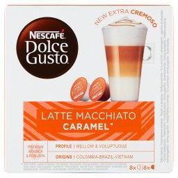 Dolce Gusto Latte Macchiato Caramel Kawa w kapsułkac...