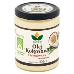 Olej kokosowy rafinowany bezzapachowy