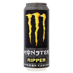 Ripper Gazowany napój energetyzujący