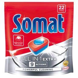 All in 1 Extra Tabletki do mycia naczyń w zmywarkach...