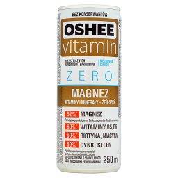 Vitamin Zero Magnez Napój gazowany o smaku jagód aca...