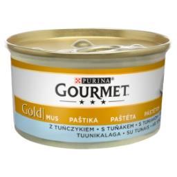 Gold Karma dla kotów mus z tuńczykiem