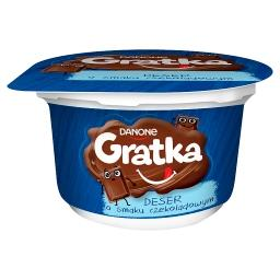 Gratka Deser o smaku czekoladowym