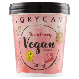 Grycan Vegan Lody truskawkowe 500 ml