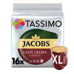 Jacobs Caffè Crema Classico XL Kawa mielona 132,8 g ...