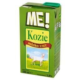 Kozie mleko UHT