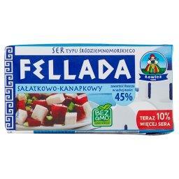 Fellada Ser sałatkowo-kanapkowy typu śródziemnomorsk...