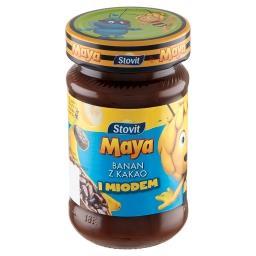 Maya Produkt owocowy banan z kakao i miodem