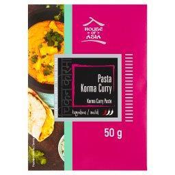 Pasta Korma curry łagodna