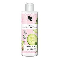 Super Fruits&Herbs tonik do twarzy healthy matt 200 ...