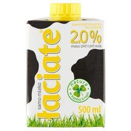 Mleko UHT 2,0 % 500 ml