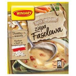 Nasza Specjalność Zupa fasolowa
