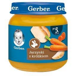 Jarzynki z królikiem dla niemowląt po 5. miesiącu