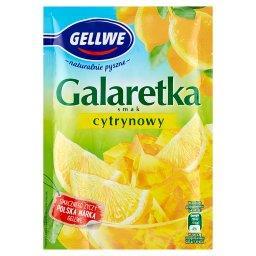 Galaretka smak cytrynowy