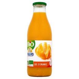 Bio Sok pomarańczowy