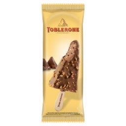 Lody kakaowo-miodowe z kawałkami czekolady mlecznej ...
