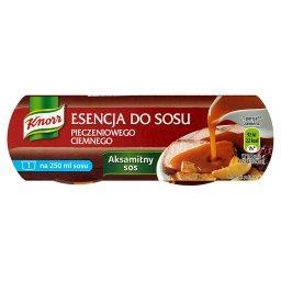 Esencja do sosu pieczeniowego ciemnego 56 g (2 sztuki)