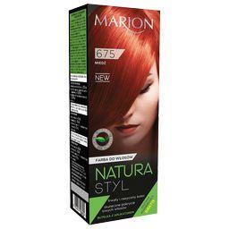 Farba do włosów Natura Styl, Miedź 675