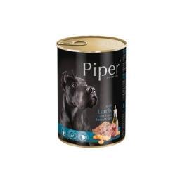 Mokra karma dla psa Piper Animals z jagnięciną i marchewką 400 g