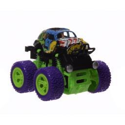 Auto jeep Monster Zap mix