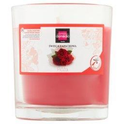 Świeca zapachowa róża