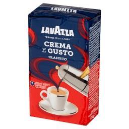 Crema E Gusto Classico Mieszanka mielonej kawy palon...