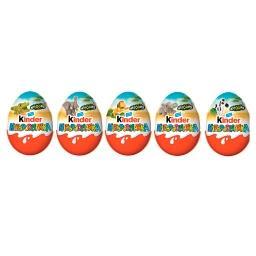 Niespodzianka Słodkie jajko z niespodzianką pokryte ...