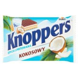 Wafelek mleczno-kokosowy