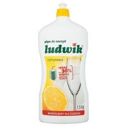Płyn do naczyń cytrynowy