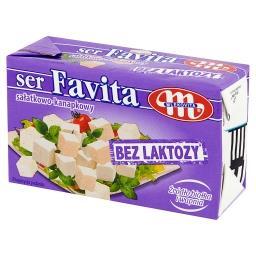 Favita Ser sałatkowo-kanapkowy bez laktozy