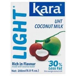 Light Produkt roślinny z kokosa UHT