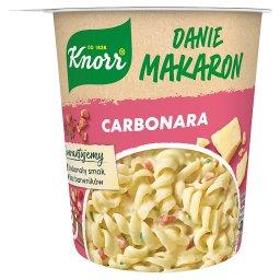 Danie makaron Carbonara
