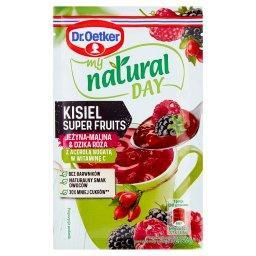 My Natural Day Kisiel Super Fruits jeżyna-malina & d...
