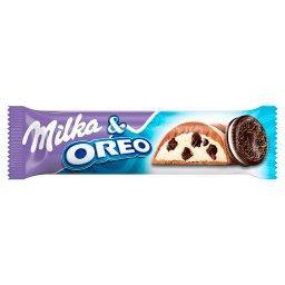 Czekolada mleczna Oreo