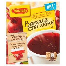 Ekspresowa zupa Barszcz czerwony