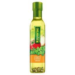 Olej rzepakowy z pierwszego tłoczenia z oregano pomi...