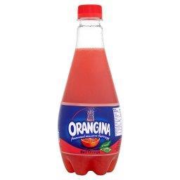 Red Orange Odświeżający napój gazowany o smaku czerwonej pomarańczy 0,5 l