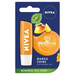 Mango Shine Pielęgnująca pomadka do ust