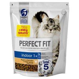 Indoor 1+ Karma dla dorosłych kotów 1400 g