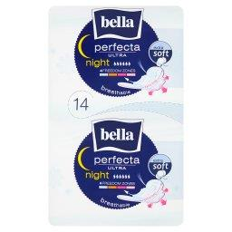 Perfecta Ultra Night Extra Soft Podpaski higieniczne...