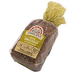 Chleb orkiszowy ze słonecznikiem 520g