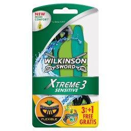 Xtreme3 Sensitive Jednorazowe maszynki do golenia 4 ...