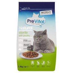 Naturel Karma dla sterylizowanych kotów