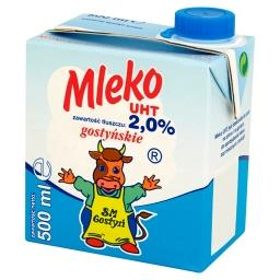 Mleko gostyńskie UHT 2,0%