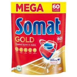 Gold Tabletki do mycia naczyń w zmywarkach 60 sztuk