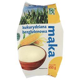 Mąka kukurydziana bezglutenowa 450g