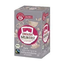 English Breakfast Organiczna herbata czarna 35 g