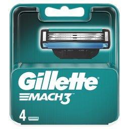 Mach3 Ostrza wymienne do maszynki do golenia dla męż...