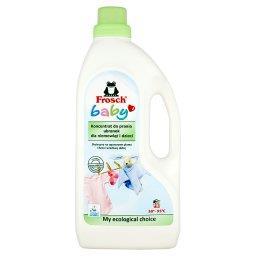 Baby Koncentrat do prania ubranek dla niemowląt i dzieci 1,5 l (21 prań)